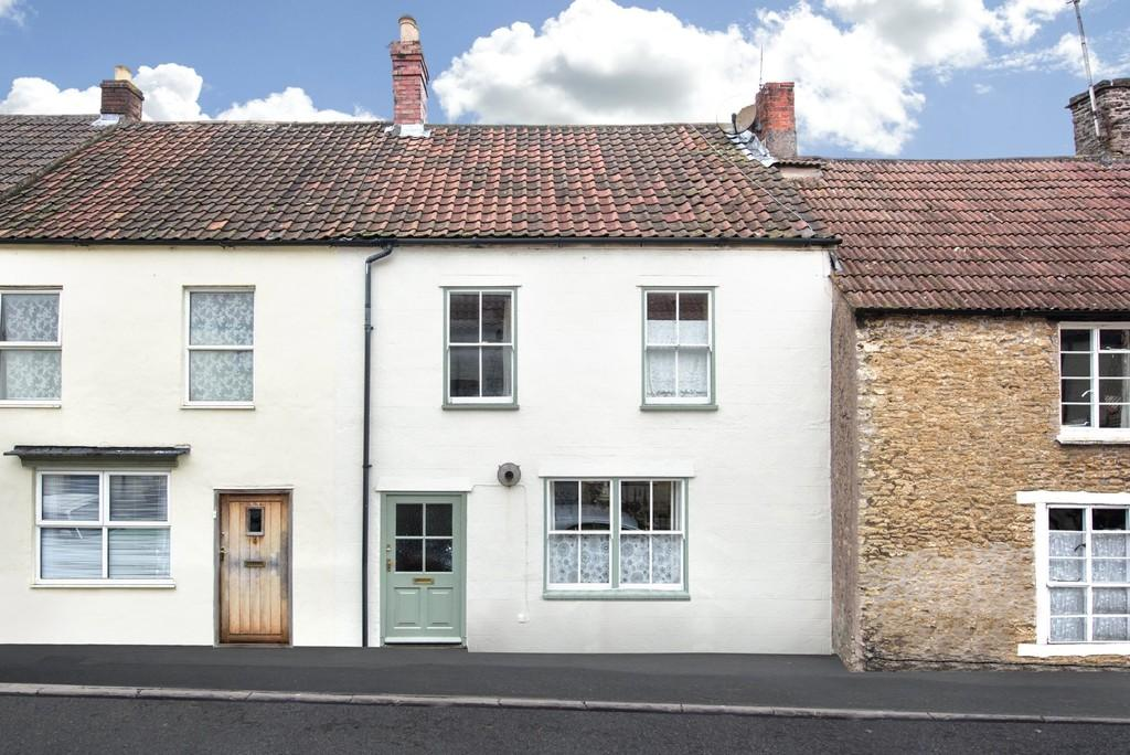 3 Bedrooms Cottage House for sale in Castle Street, Frome