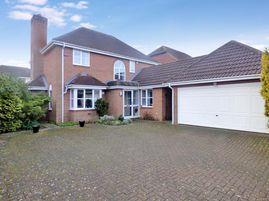 4 Bedrooms Detached House for sale in Oak Drive, Pulloxhill, Bedfordshire, MK45 5EQ