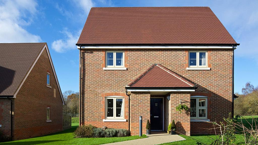 3 Bedrooms Retirement Property for sale in The Connaught, Durrants Village, Faygate Lane, Faygate, Horsham, RH12
