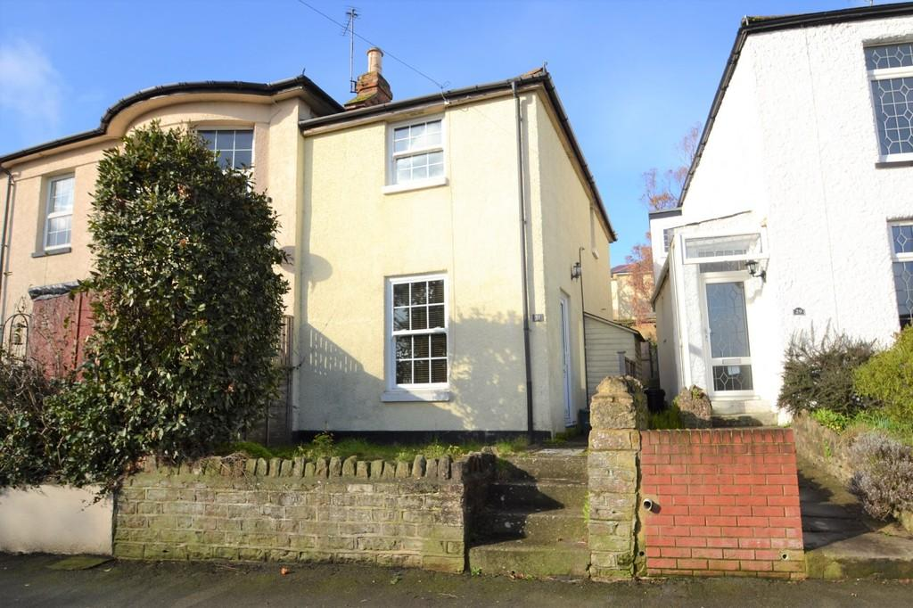2 Bedrooms Semi Detached House for sale in Belvedere Street, Ryde