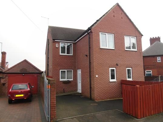 3 Bedrooms Semi Detached House for sale in 1a Jardine Street, Wombwell, Barnsley, S73 0JQ
