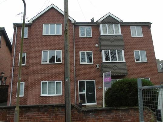 2 Bedrooms Flat for sale in Flat 4, Cavendish Court, Barnsley, S75 1BB