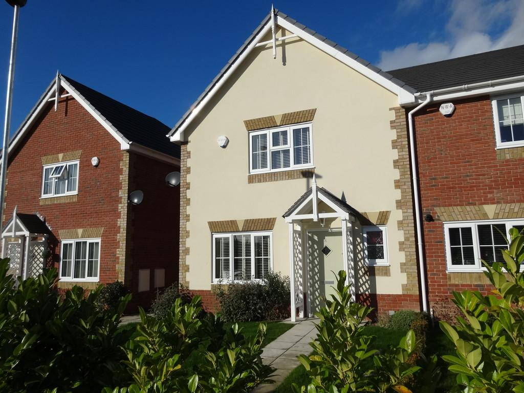3 Bedrooms End Of Terrace House for sale in Cae Winefride, St Asaph