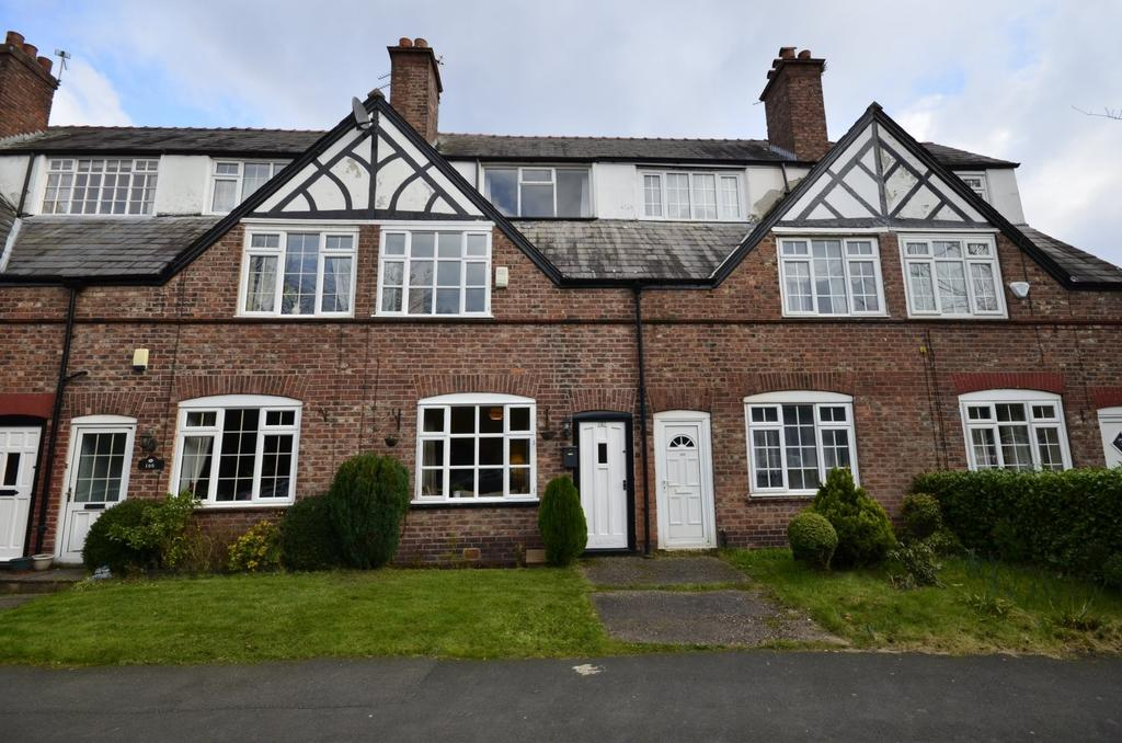 3 Bedrooms Terraced House for sale in Lawrence Road, Altrincham