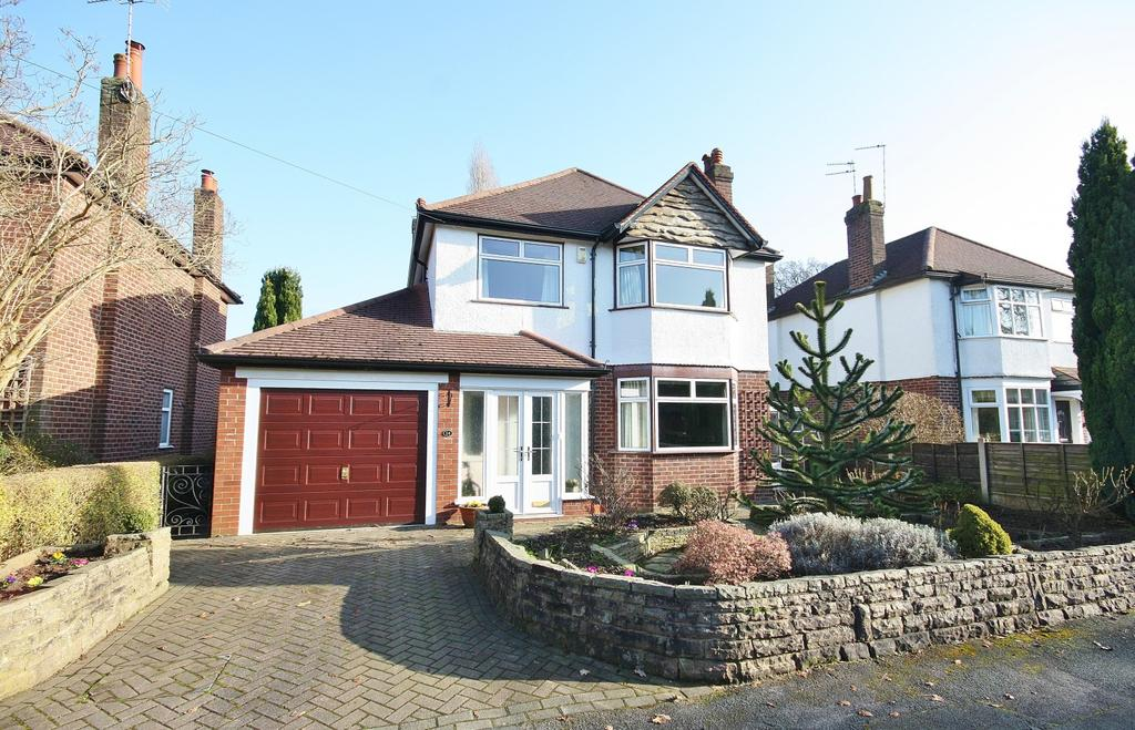 3 Bedrooms Detached House for sale in Croft Road, Wilmslow