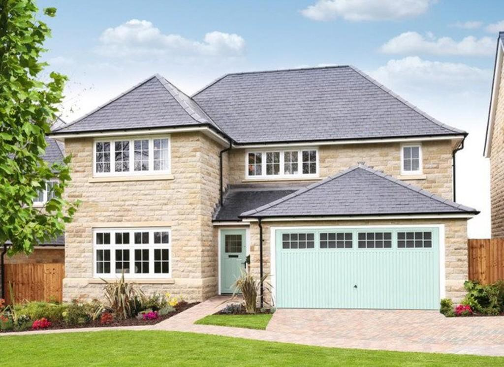 4 Bedrooms Detached House for sale in The Sunningdale, Southbank, Newton Kyme, LS24 9LX