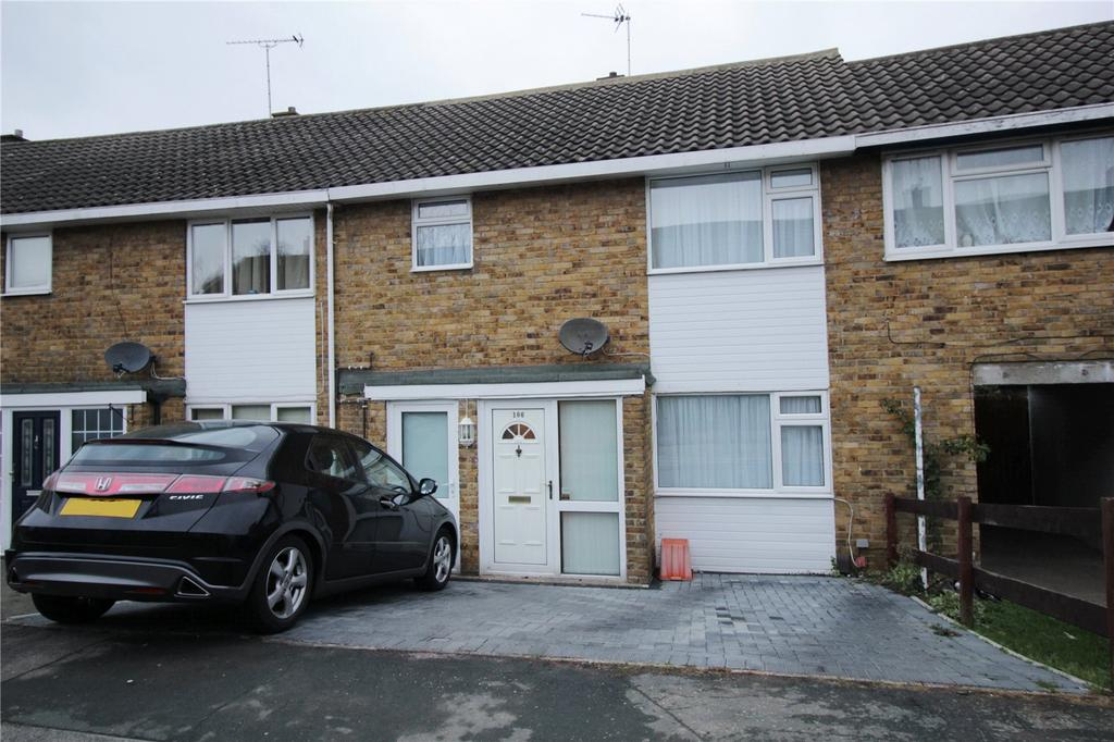 3 Bedrooms Terraced House for sale in Rantree Fold, Basildon, Essex, SS16
