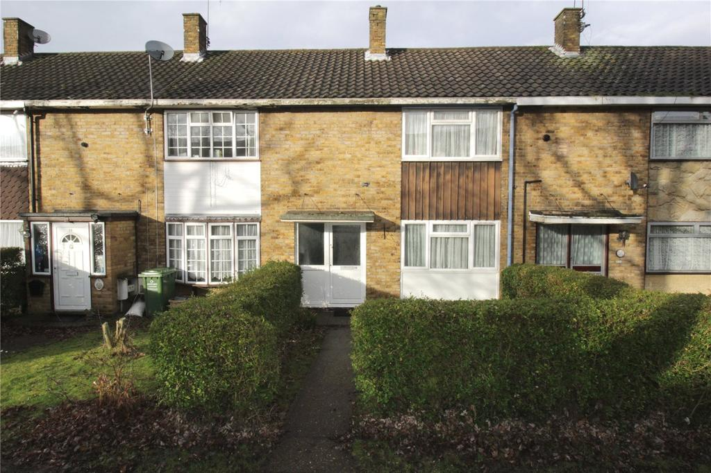 2 Bedrooms Terraced House for sale in Gernons, Lee Chapel South, Basildon, Essex, SS16