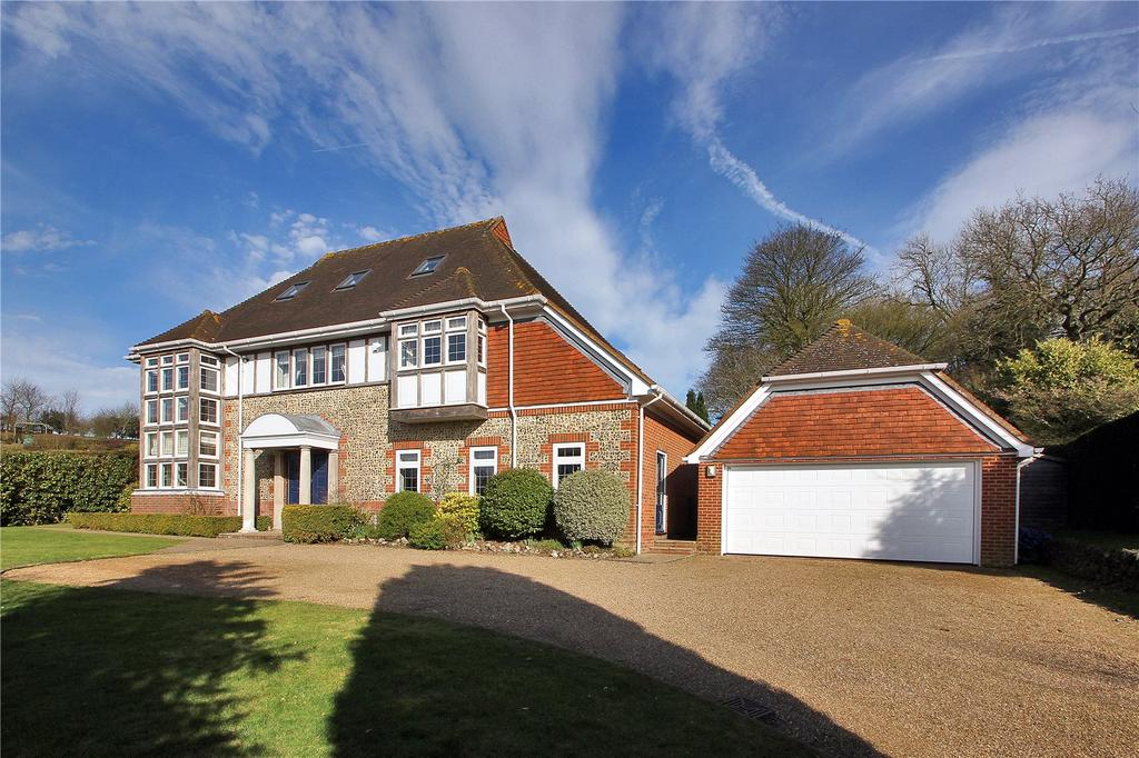 5 Bedrooms Detached House for sale in Highbourne Park, Lenham, Maidstone, Kent, ME17