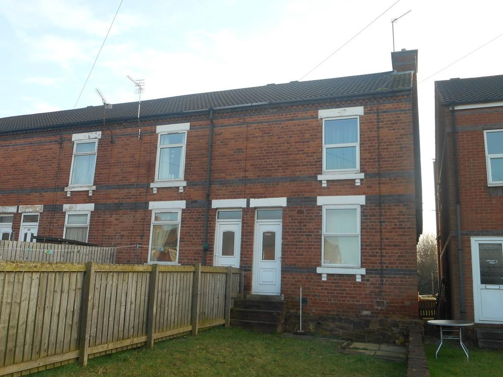 2 Bedrooms End Of Terrace House for sale in Wales Road, Kiveton Park
