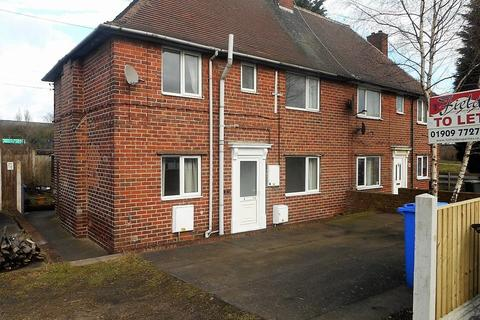 2 bedroom ground floor flat to rent - South View, Hlafway