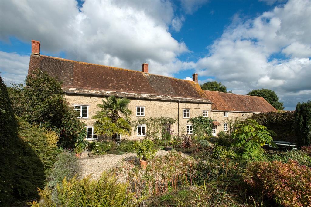 4 Bedrooms Detached House for sale in West Bourton, Gillingham, SP8