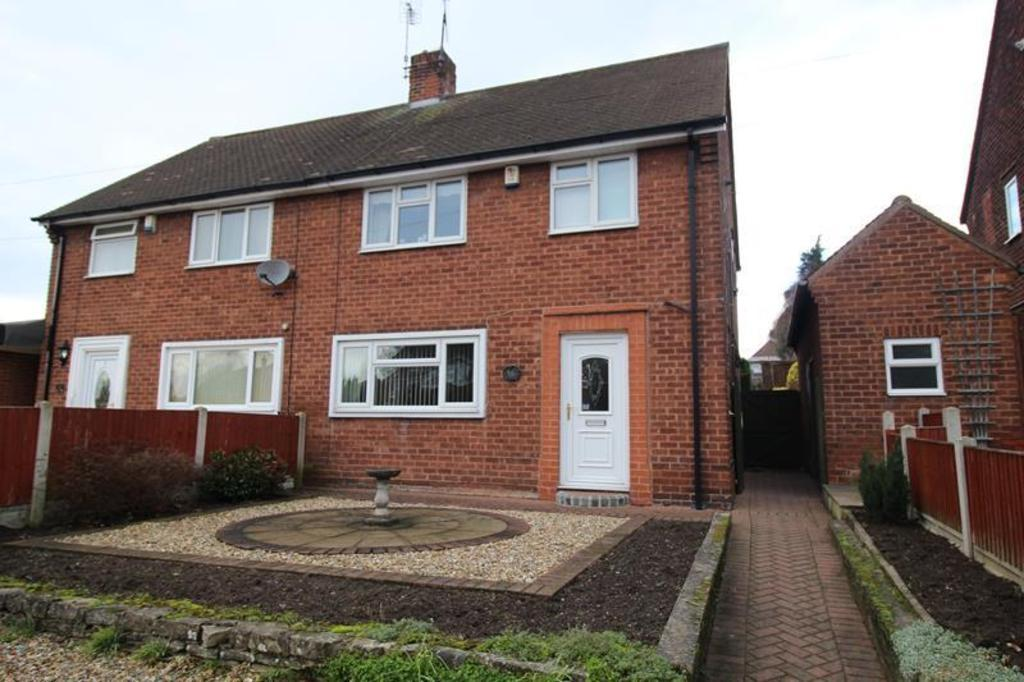 3 Bedrooms Semi Detached House for sale in 15 Plantation Hill, Worksop