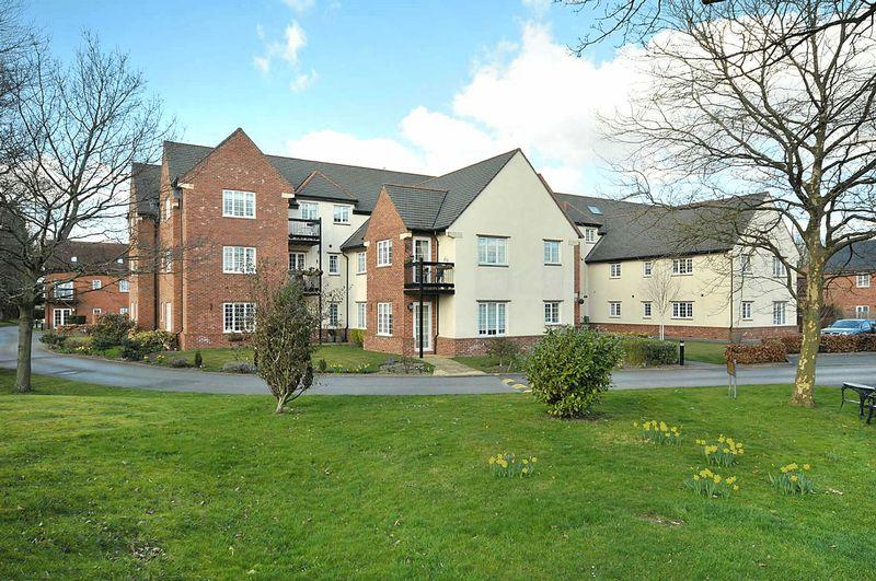 2 Bedrooms Apartment Flat for sale in Faulkners Lane, Mobberley