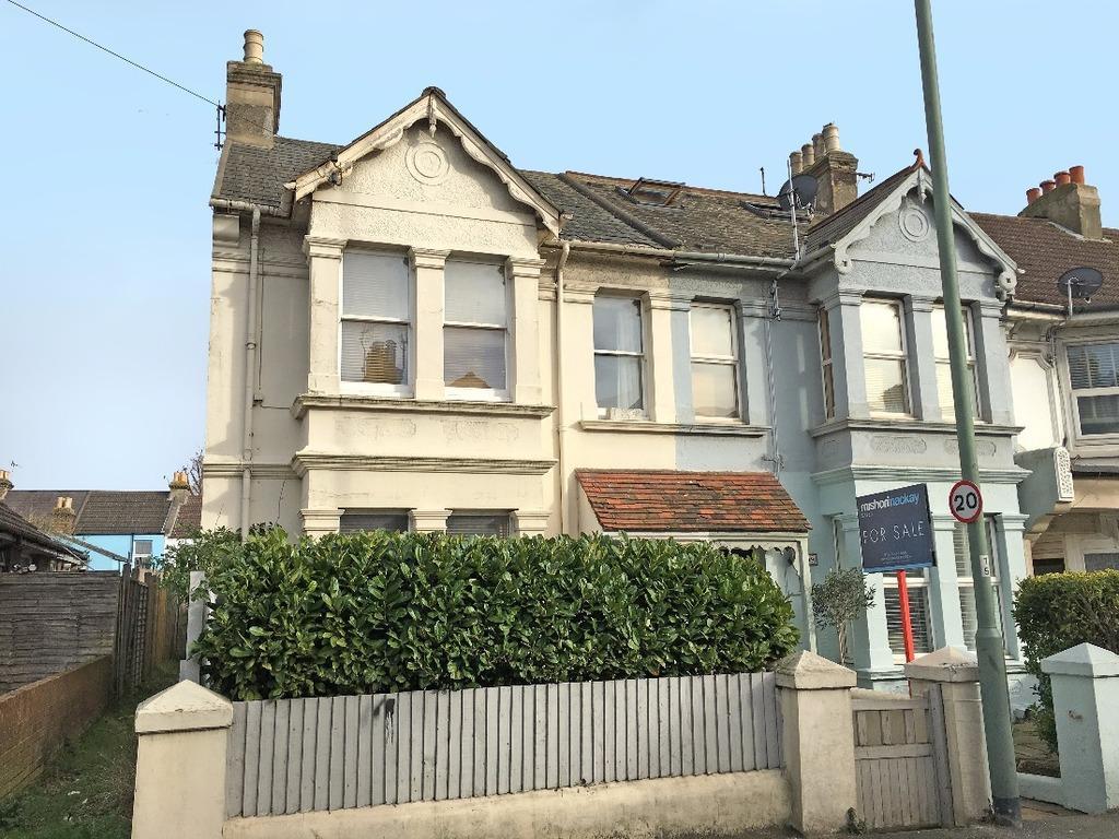 3 Bedrooms End Of Terrace House for sale in Trafalgar Road Portslade East Sussex BN41