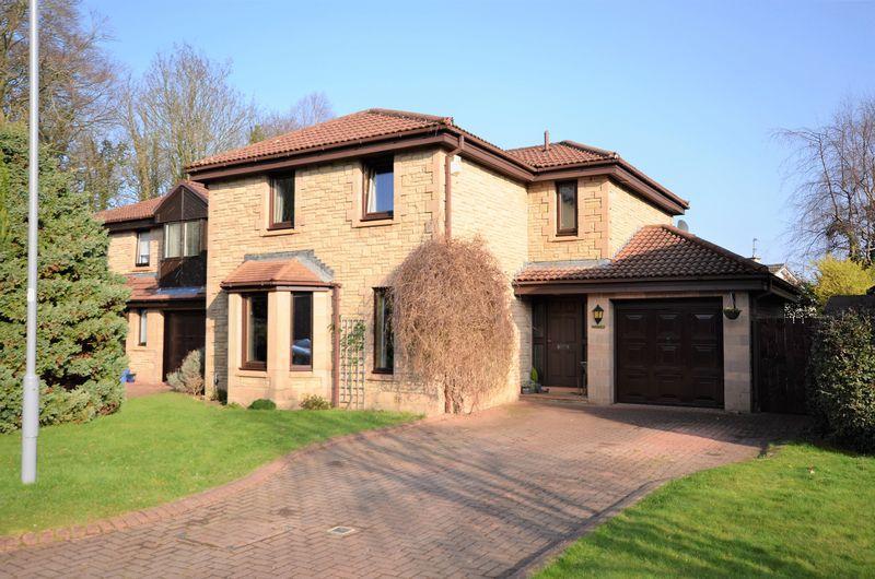 4 Bedrooms Detached Villa House for sale in 16 Arnprior Place, Alloway, Ayr KA7 4PT