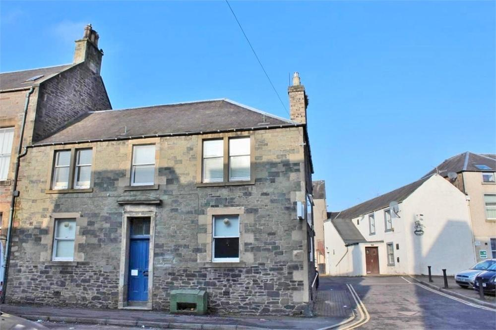 4 Bedrooms End Of Terrace House for sale in Residential Conversion/ Offices, 6 Roxburgh Street, GALASHIELS, Scottish Borders
