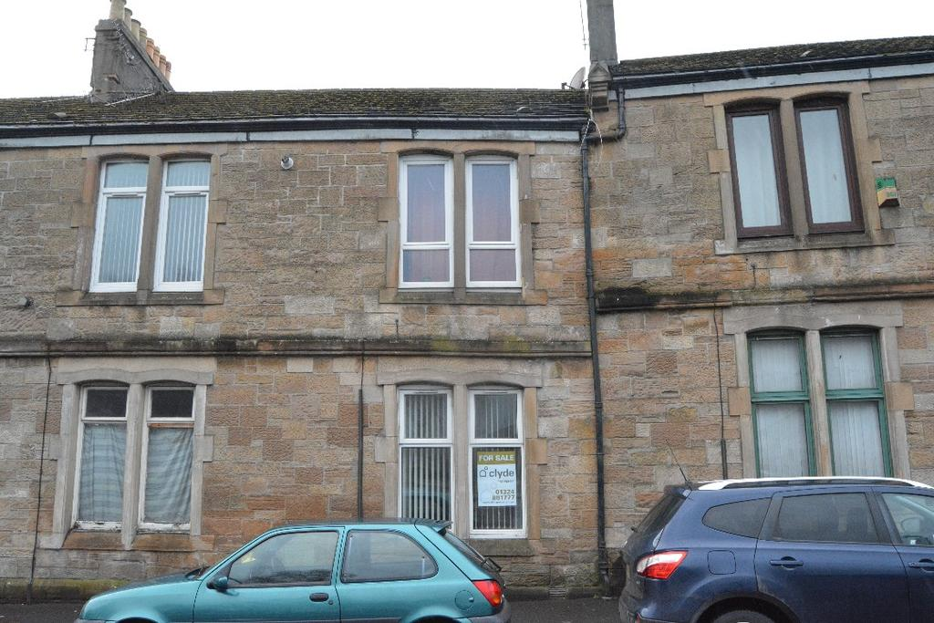 1 Bedroom Flat for sale in Thornhill Road, Falkirk, Falkirk, FK2 7AE