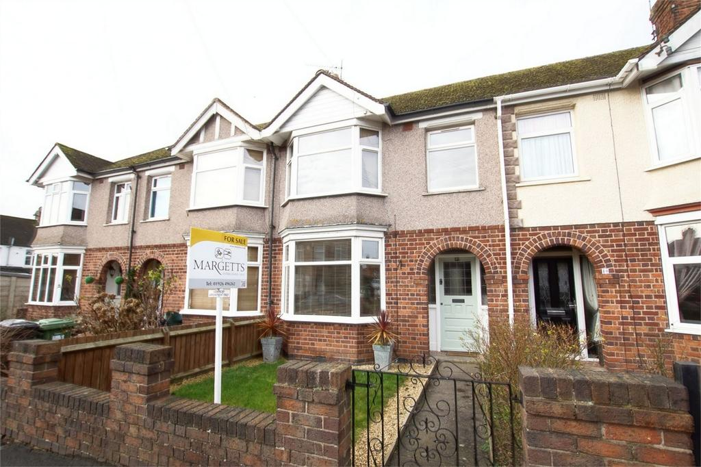 3 Bedrooms Terraced House for sale in Landor Road, Warwick