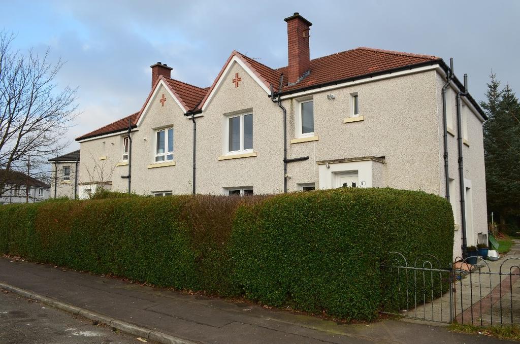 3 Bedrooms Flat for sale in Blackwood Street, Anniesland, Glasgow, G13 1AJ
