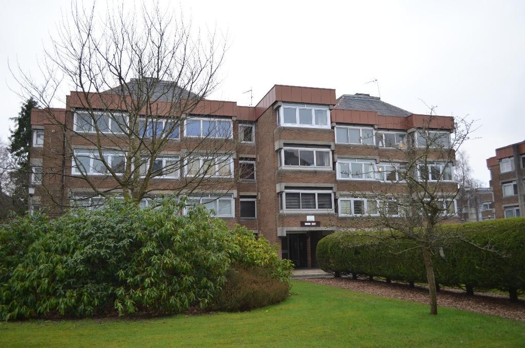 2 Bedrooms Flat for sale in Norfolk Court, 15 Dirleton Drive, Shawlands, Glasgow, G41 3BG