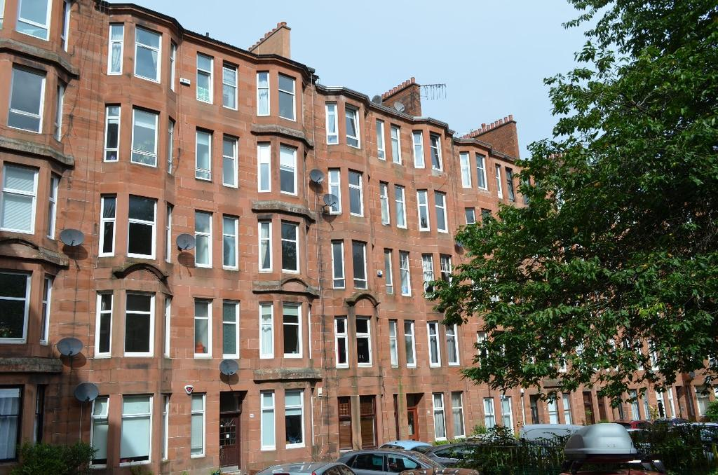 1 Bedroom Flat for sale in Springhill Gardens, Flat 4/2, Shawlands, Glasgow, G41 2EY