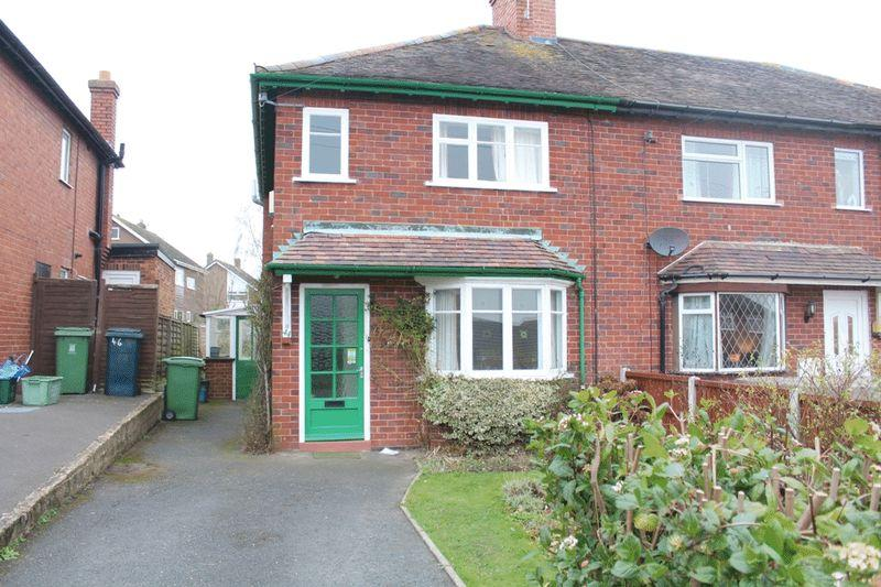 2 Bedrooms Terraced House for sale in Lyth Hill Road, Bayston Hill, Shrewsbury, SY3 0EX