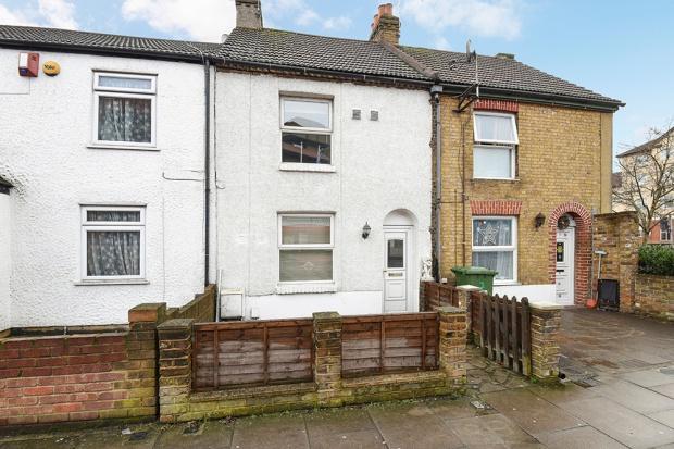 2 Bedrooms Terraced House for sale in Watling Street, Bexleyheath, DA6