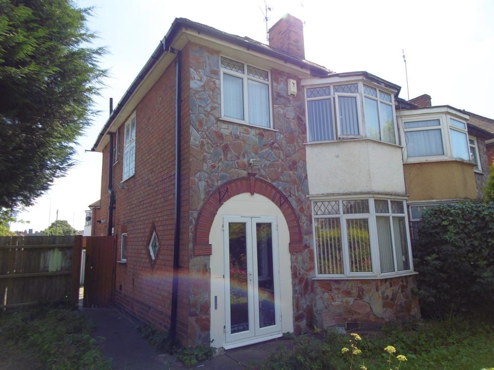 3 Bedrooms Semi Detached House for sale in Scraptoft Lane , Leicester, Leicestershire