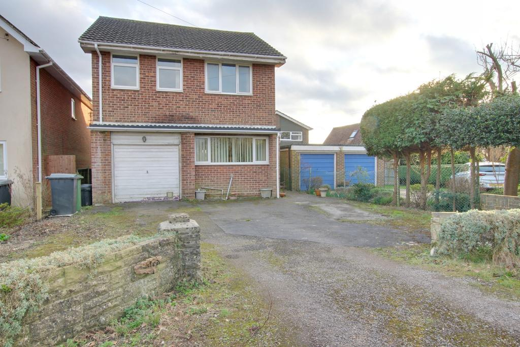4 Bedrooms Detached House for sale in Anmore Road, Denmead