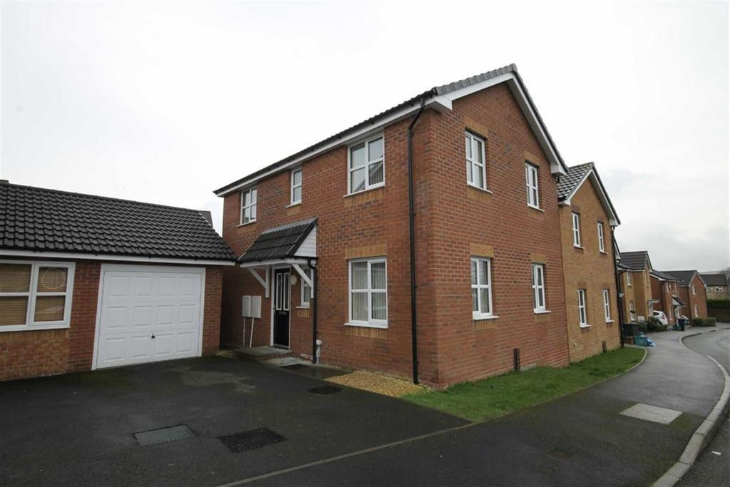 3 Bedrooms Detached House for sale in Harris Court, Quakers Yard, CF46