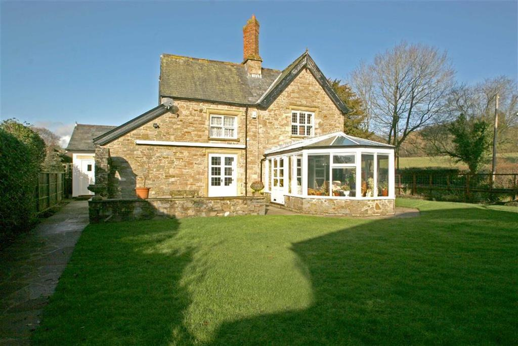 4 Bedrooms Detached House for sale in NORTON, Presteigne, Powys
