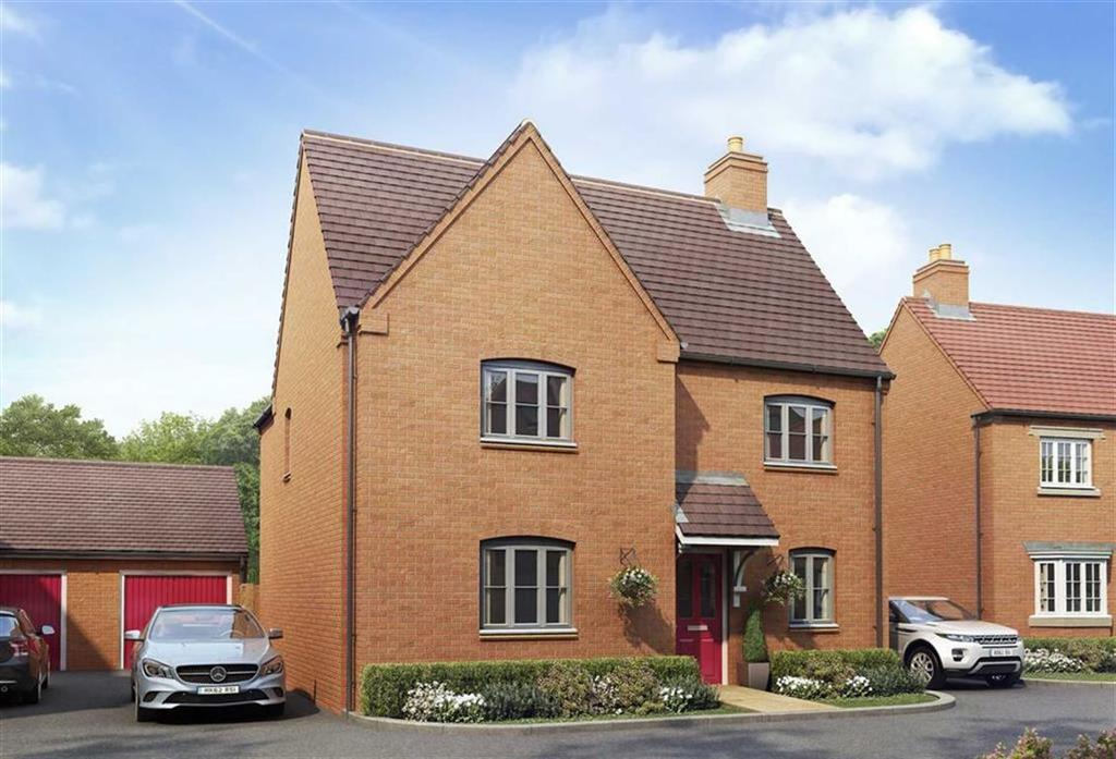 4 Bedrooms Detached House for sale in Plot 203, 8, Oberon Lane, Brackley