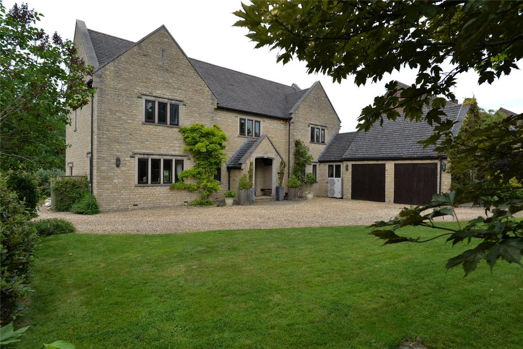 5 Bedrooms Detached House for sale in Wappenham, Towcester, Northamptonshire