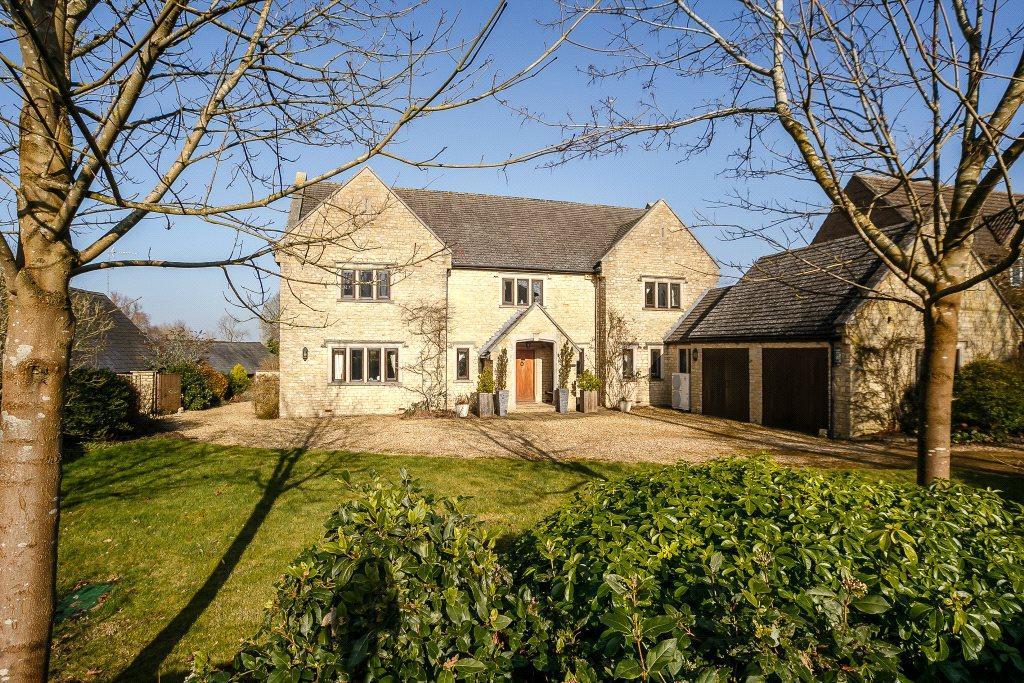 4 Bedrooms Detached House for sale in Wappenham, Towcester, Northamptonshire