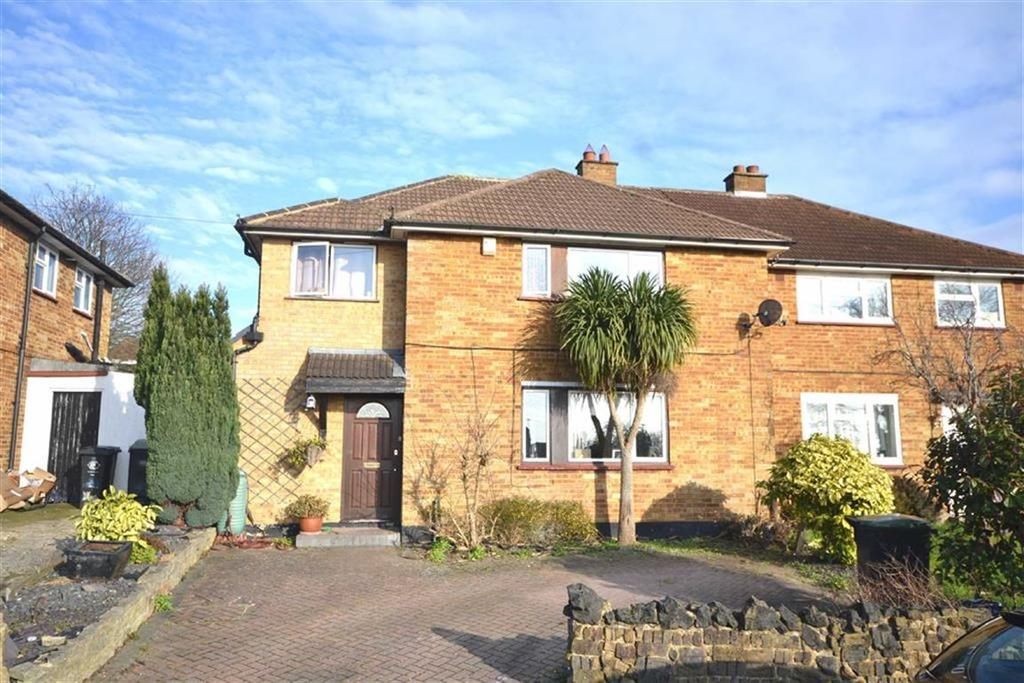 4 Bedrooms Semi Detached House for sale in Beaconfield Road, Epping, Essex, CM16