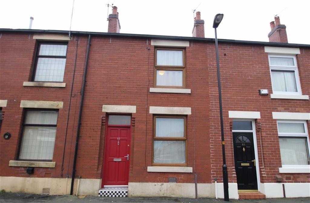 3 Bedrooms Terraced House for sale in 61, Melville Street, Castleton, Rochdale, OL11