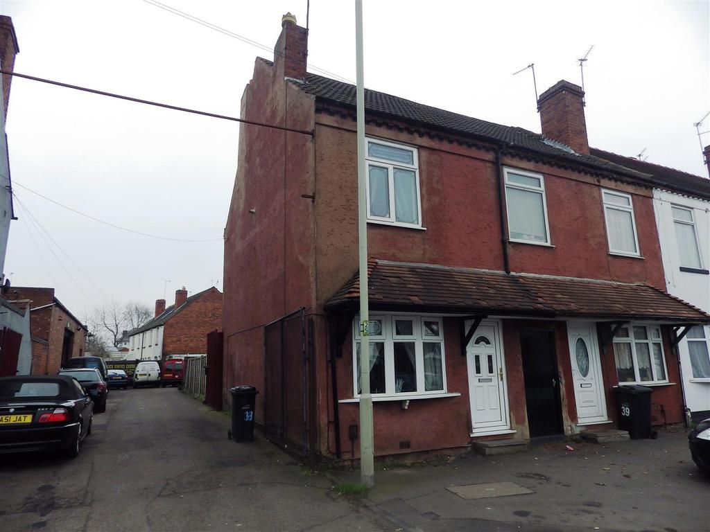 2 Bedrooms End Of Terrace House for sale in Cinder Bank, Dudley