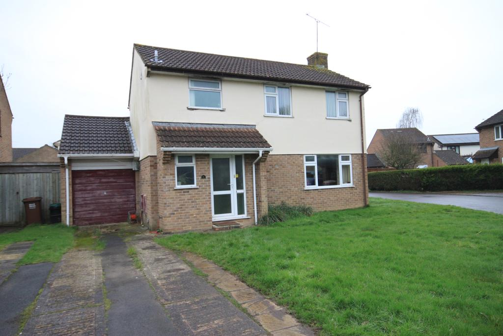 3 Bedrooms Detached House for sale in Willand EX15