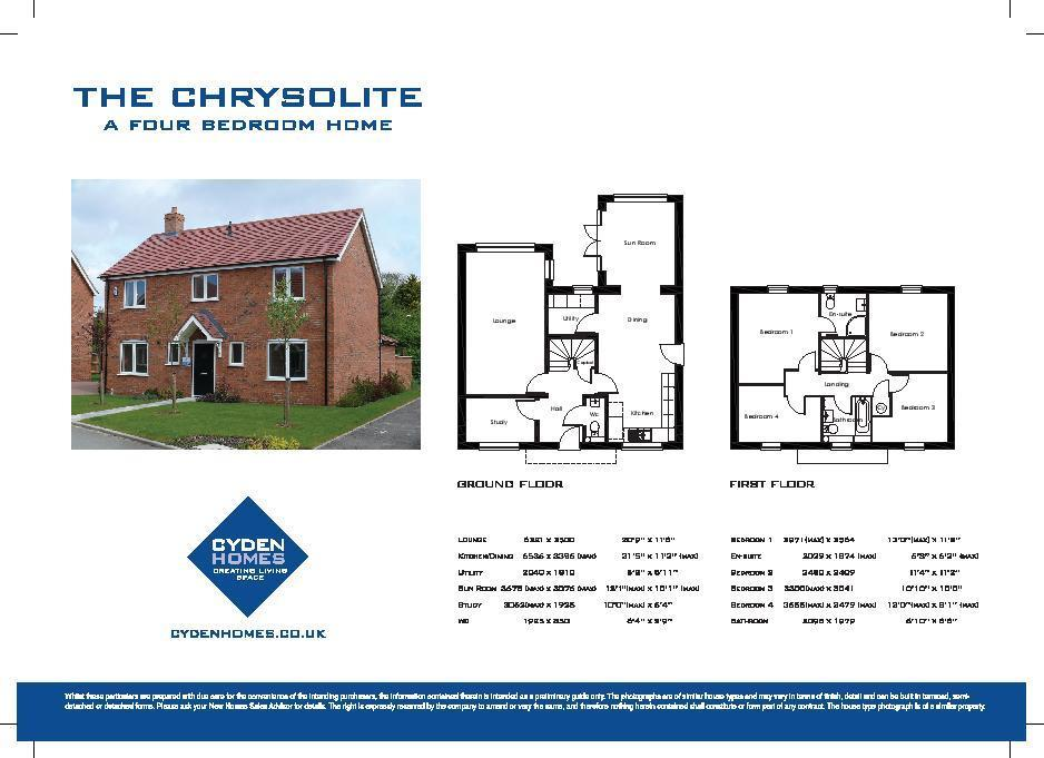 4 Bedrooms Detached House for sale in Chrysolite (Plot 16), Wallaces Yard, Alford