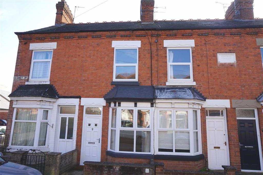 2 Bedrooms Terraced House for sale in Sidney Road, South Knighton, Leicester