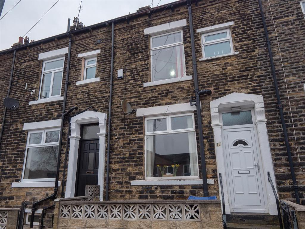 3 Bedrooms Terraced House for sale in Hatfield Road, Bradford, BD2 4QX