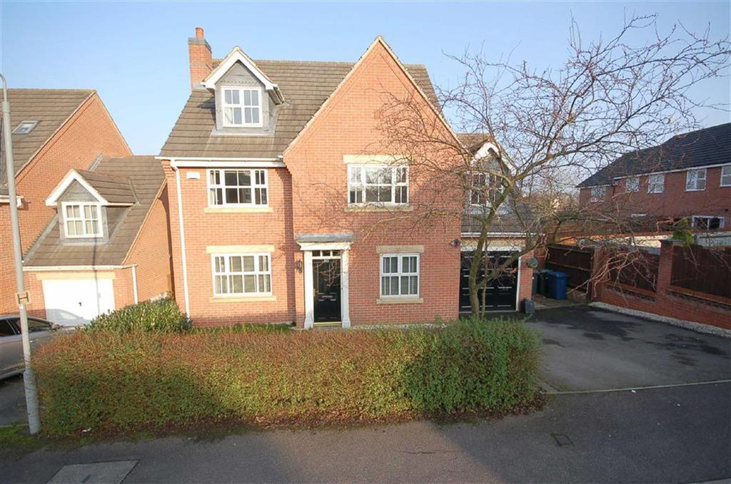 5 Bedrooms Detached House for sale in Denton Drive, West Bridgford