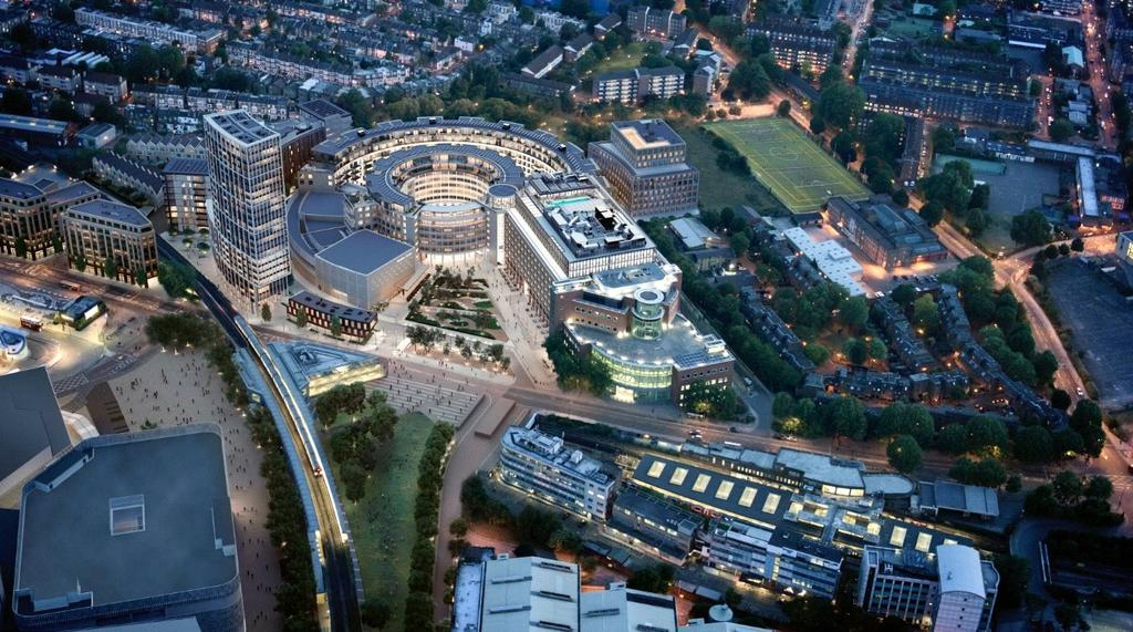 2 Bedrooms Flat for sale in Helios Courtyard, 1 Television Centre, White City, W12