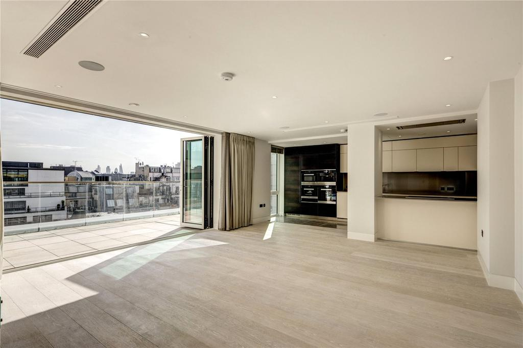 3 Bedrooms Apartment Flat for sale in Soho 13, Soho, W1F