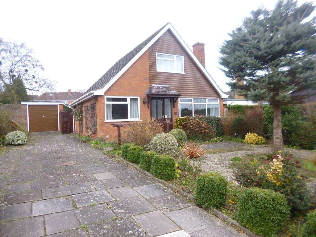 3 Bedrooms Detached House for sale in Castlefields, Bridgnorth, Shropshire