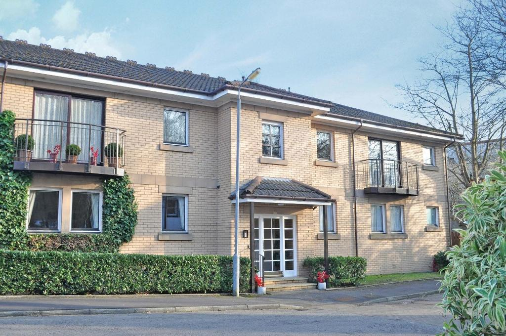 2 Bedrooms Flat for sale in Burnmouth Place , Bearsden , East Dunbartonshire , G61 3PG