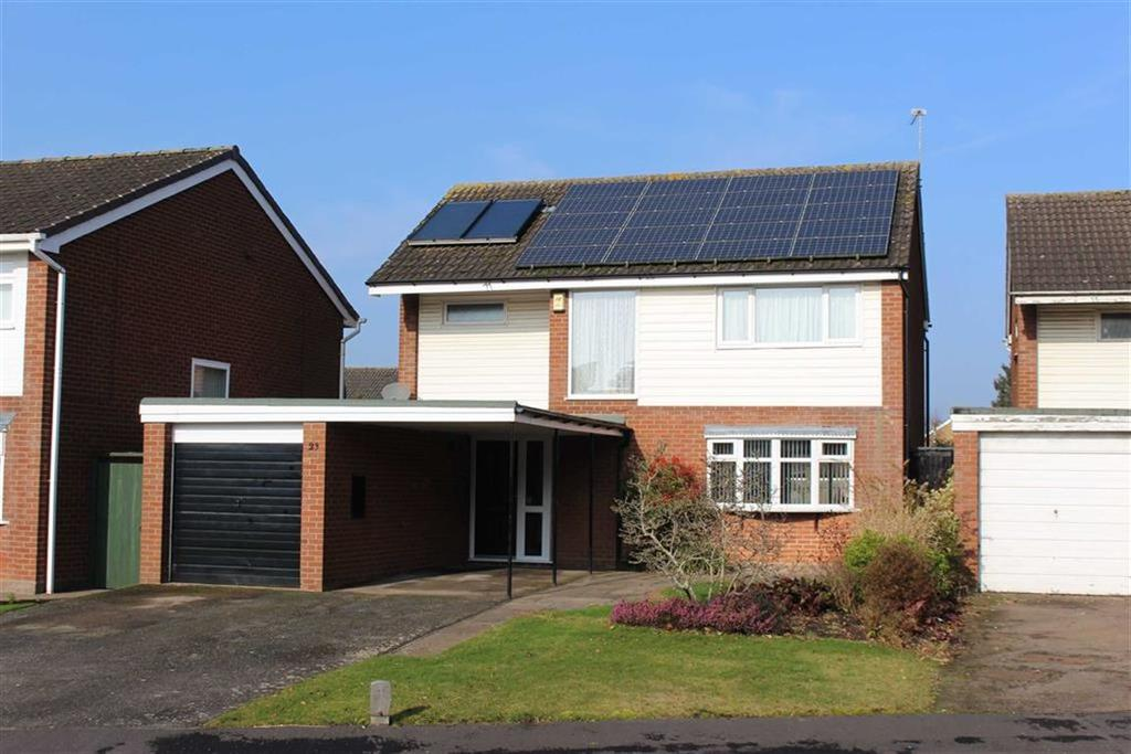 4 Bedrooms Detached House for sale in Kempton Crescent, Leamington Spa, CV32