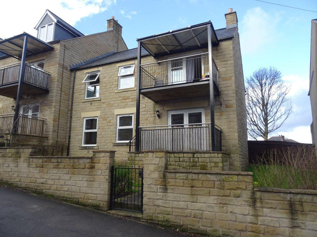 2 Bedrooms Apartment Flat for rent in Ann McNamara House, Lydgate Lane, Crookes S10 5FP