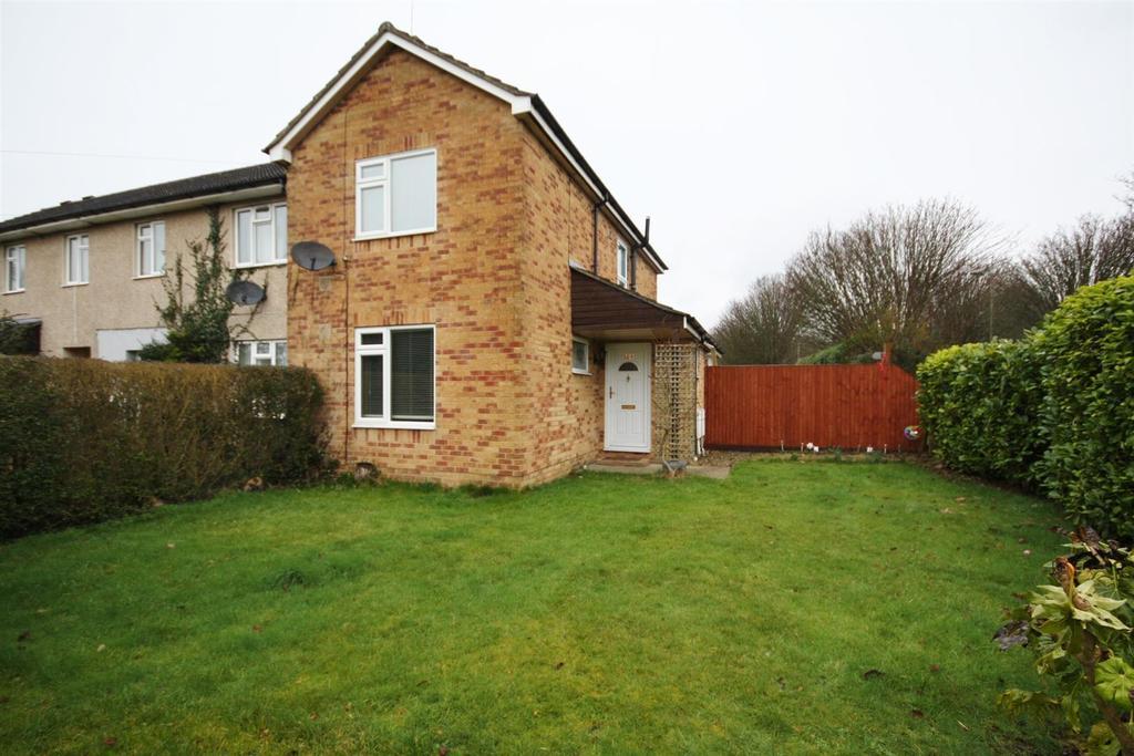 2 Bedrooms End Of Terrace House for sale in Fair Oak Road, Bishopstoke, Eastleigh